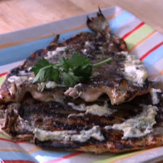 Grilled Butterflied Trout with Lemon-Parsley Butter