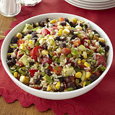 Fiesta Rice Salad