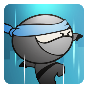 Jump Ninja - fly up high! Icon