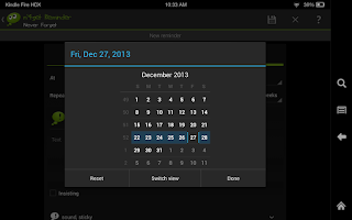 Screenshot of n'4get Reminder Pro