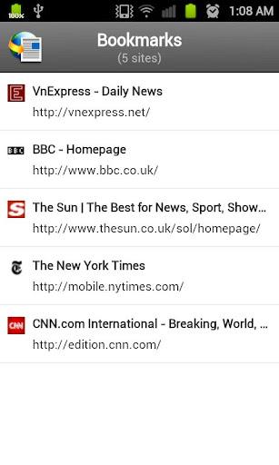 NewsBro - Easy News Reader Pro