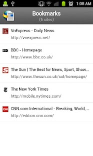 NewsBro - Easy News Reader Pro - screenshot