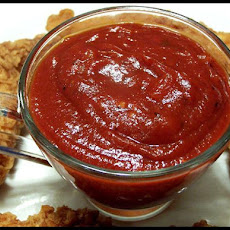 Texas Homemade BBQ Sauce for Canning or OAMC