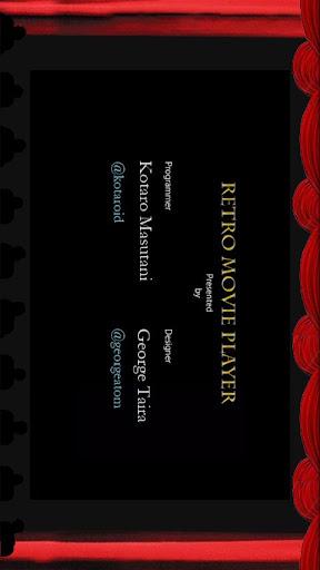 【免費媒體與影片App】RetroMoviePlayer-APP點子