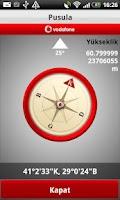 Screenshot of Vodafone AKUT