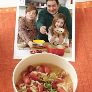 Simple Red Bean-and-Rice Soup