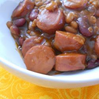 Hot Dog Bean Casserole Recipes