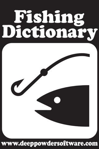 Fishing Dictionary