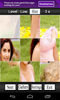 Screenshot of Hot Bollywood Actress Jigsaw