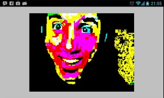 Screenshot of 0x4000: The ZX Spectrum Camera