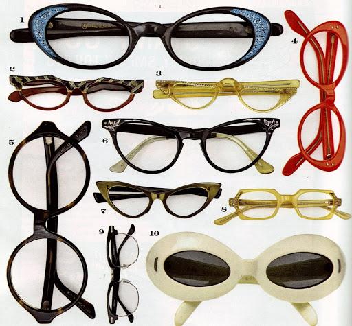 Vintage Brillen: Ein Modetrend kehrt zurück
