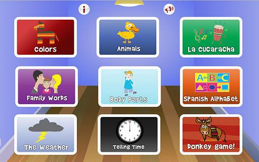 Insta Spanish Kids Lessons