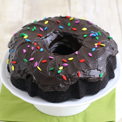 Root Beer Bundt Cake