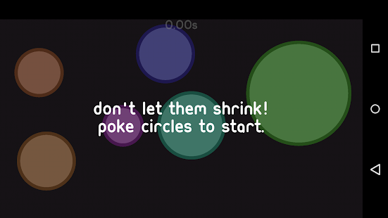 Poke-A-Dot Free - screenshot