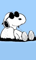 Screenshot of Snoopy live wallpaper