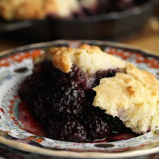Blackberry Farm's Blackberry Cobbler