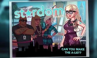 Screenshot of STARDOM: THE A-LIST
