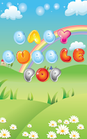 Screenshot of Baby Bubble Pop