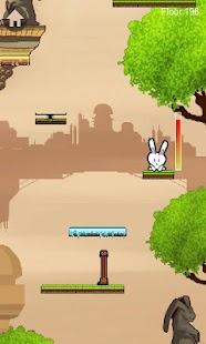 Bunny Jump Arcade ! - screenshot