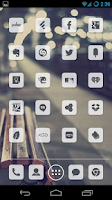 Screenshot of Simplex Icons (Nova/Apex)