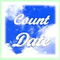 Count date for goal icon