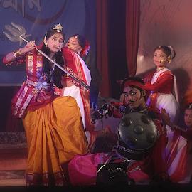 'Mahalaya' (Welcome to Goddess Durga) by Subho Saha - News & Events Entertainment