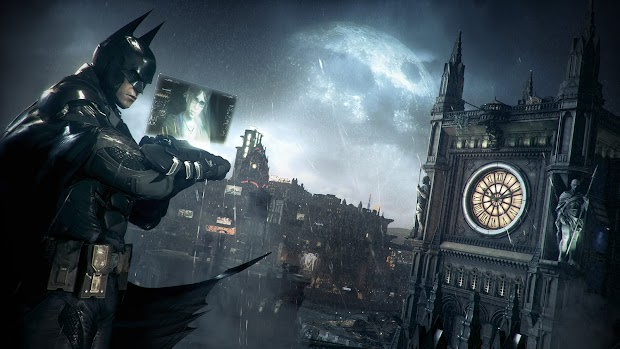 Batman: Arkham Knight slides into 2015