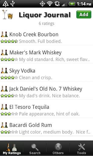 Liquor Whiskey Vodka Rum...