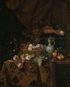 RIJKS: Nicolaes van Gelder: painting 1664