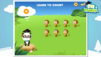 Screenshot of Dr. Panda, Teach Me! - Free