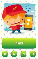 Screenshot of Baby Phone