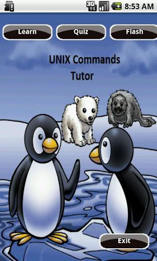 Unix Commands Tutor