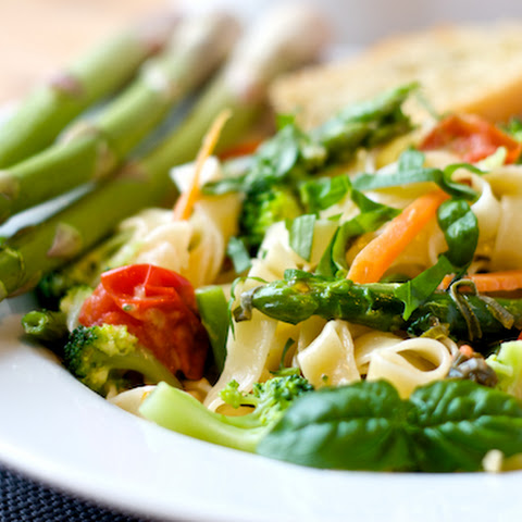 Pasta Primavera – All Year Long