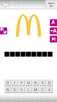 Screenshot of Logo Quiz! - Food