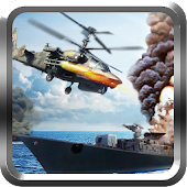 Download Android Game Stealth Helicopter Gunship War for Samsung