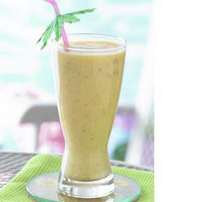 Peaches 'n Cream Smoothie