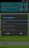 Screenshot of Notepad Pro