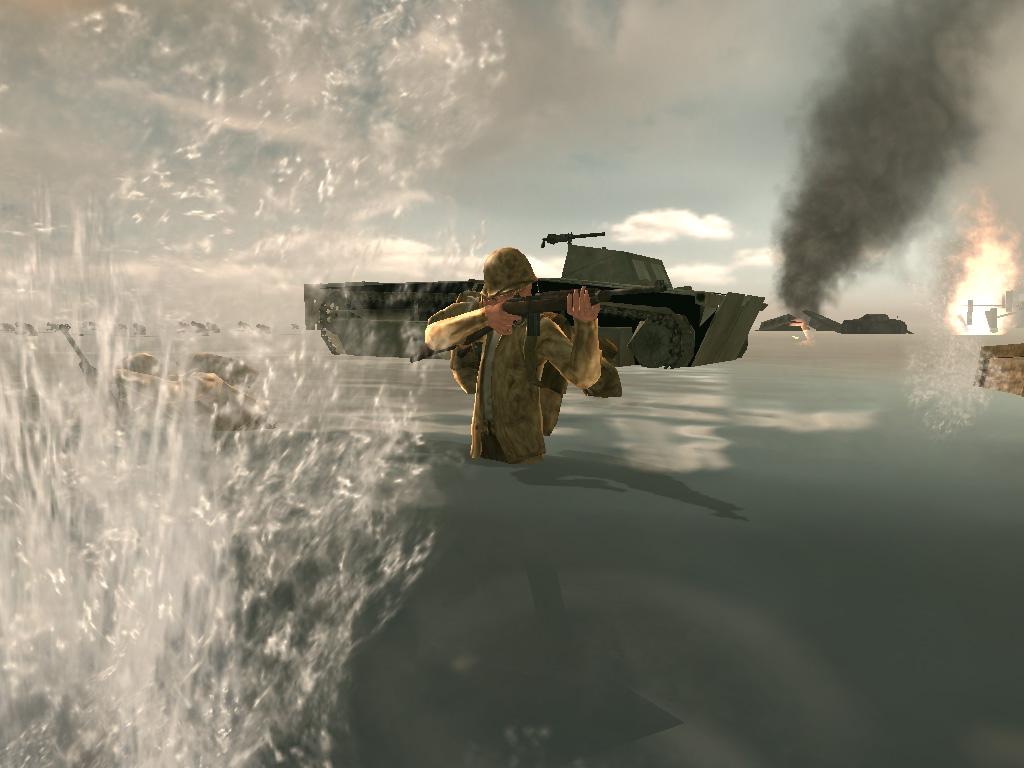 MoH: Pacific Assault postponed