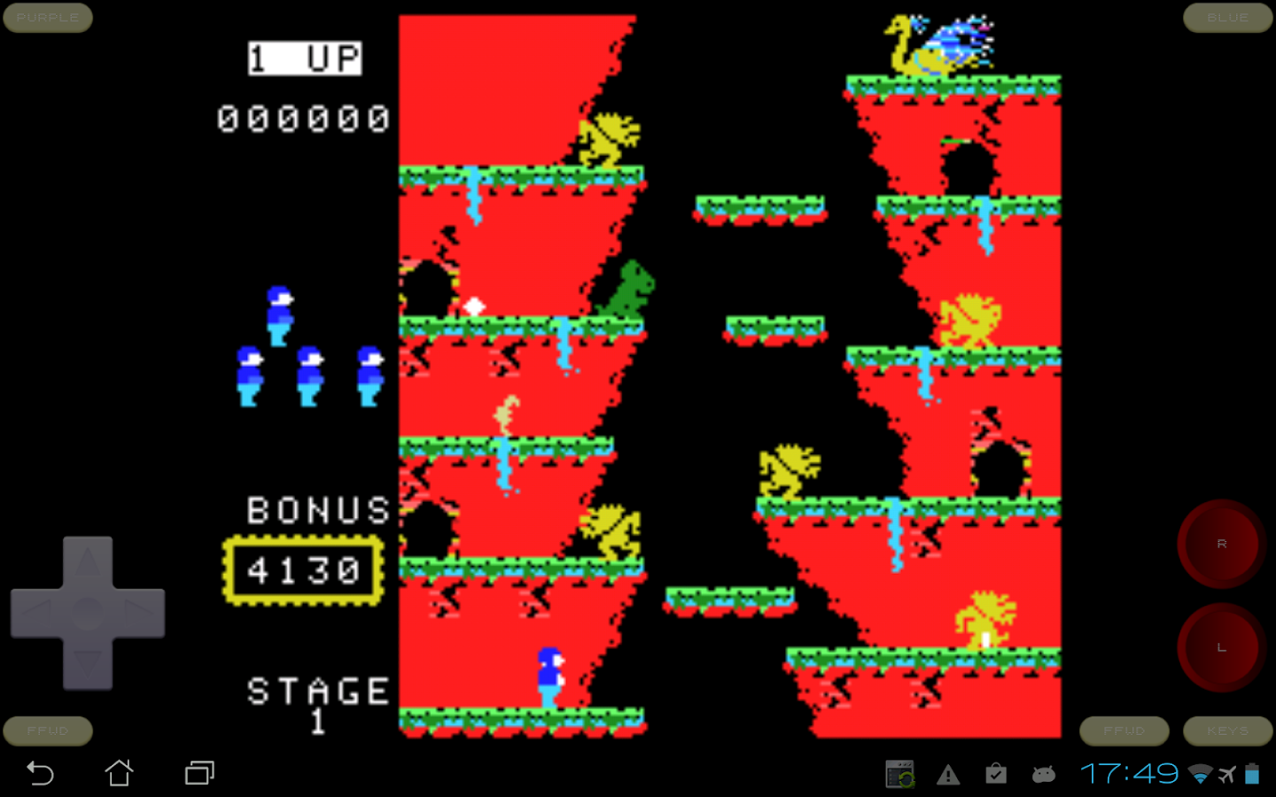 ColEm Deluxe - Coleco Emulator Screenshot 10