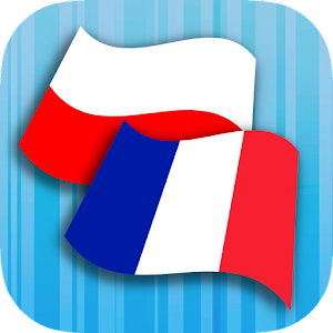 French Polish Translator Icon