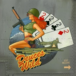 Deuces Wild - World War 2 LWP