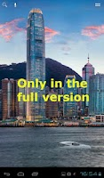 Screenshot of Hong Kong Live Wallpaper Free