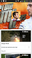Screenshot of Viral Popup (Youtube Player)