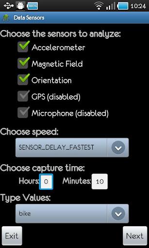 Data Sensors