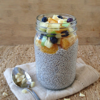 Orange Cardamom Chia Parfait