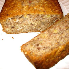 Mrs. Molcie's Hawaiian Nut Bread