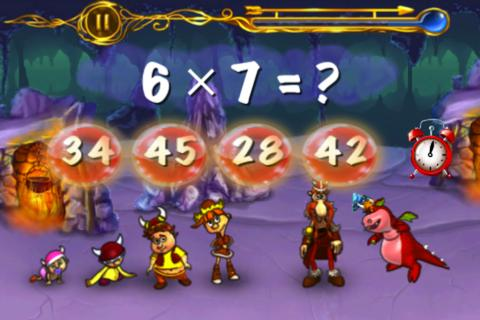 無料教育AppのHudriks Math For Kids|HotApp4Game