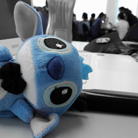 Stitch :) by George Wong - Artistic Objects Toys