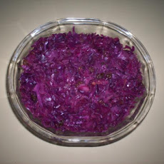 Bavarian Red Cabbage