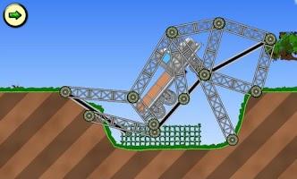 Screenshot of Railway Bridge DEMO